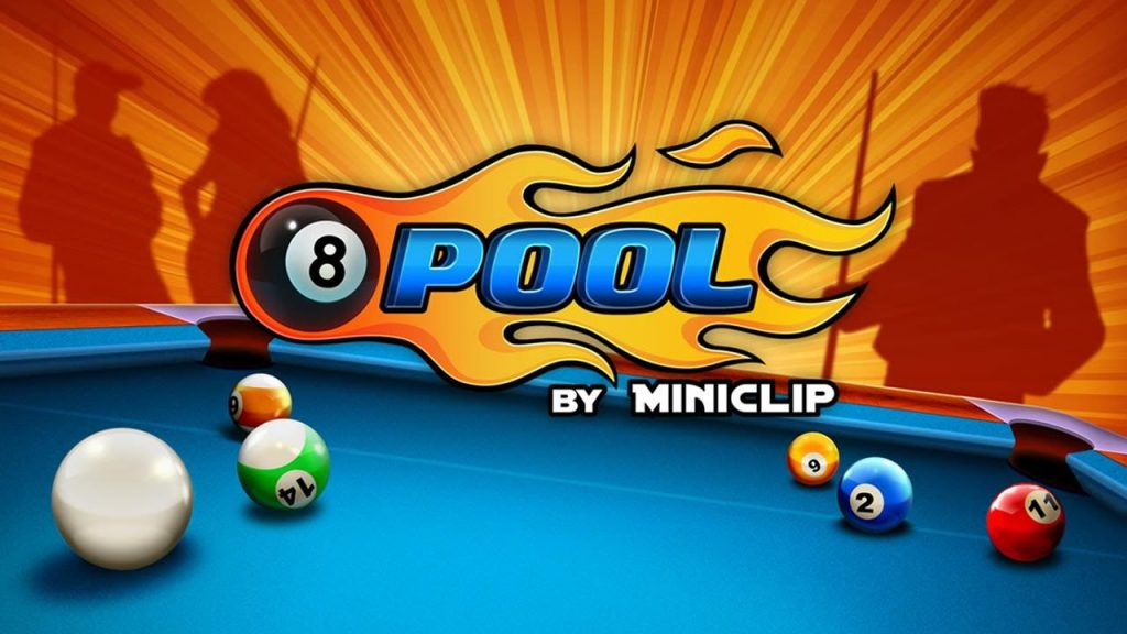 8 Ball Pool - 8 Most Rated Android Multiplayer Games Worth Trying