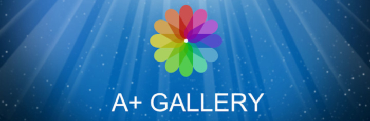 A+ Gallery - 8 Best Gallery Apps for Android Audience