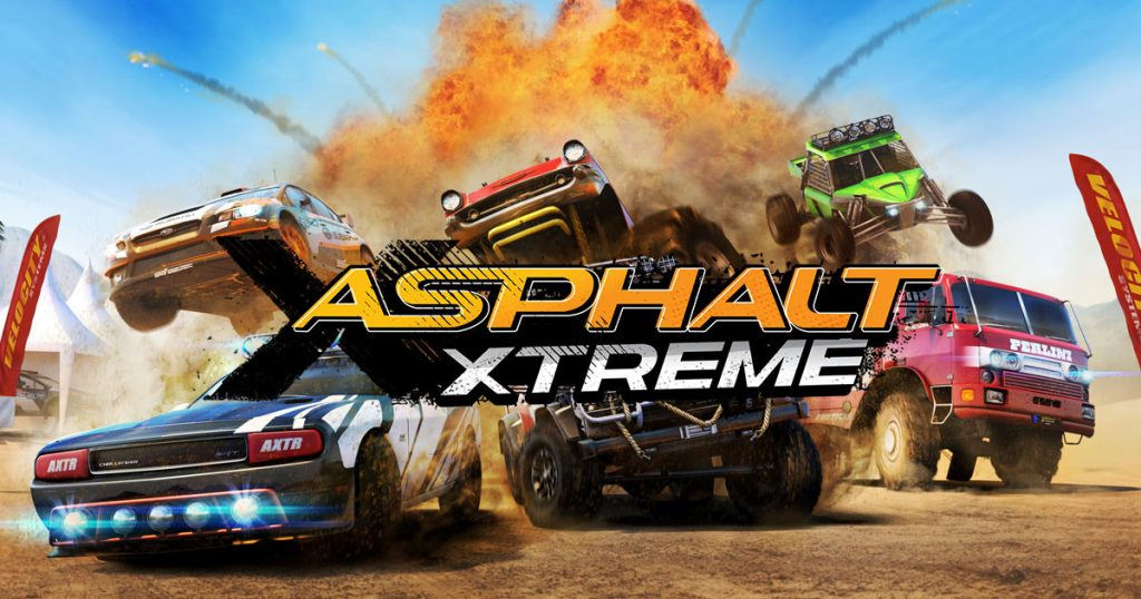 Asphalt Xtreme - 8 Best Android Multiplayer Games Worth Trying