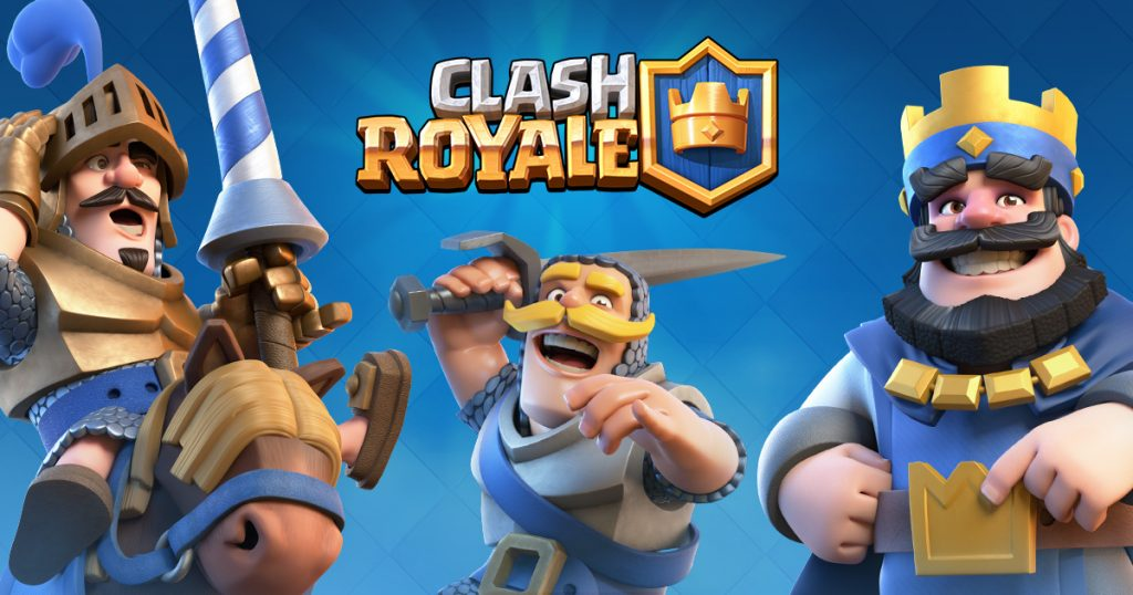 Clash Royale - 9 Best Strategy Games for Android Audience