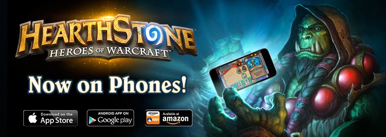 Hearthstone - 8 Most Rated Android Multiplayer Games Worth Trying