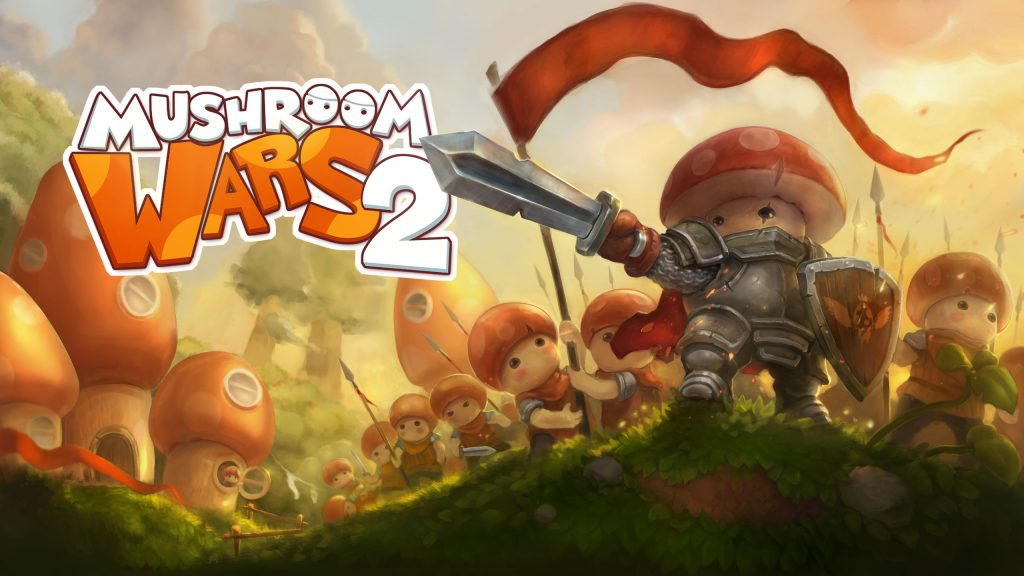 Mushroom Wars 2 - 9 Best Strategy Games for Android Audience