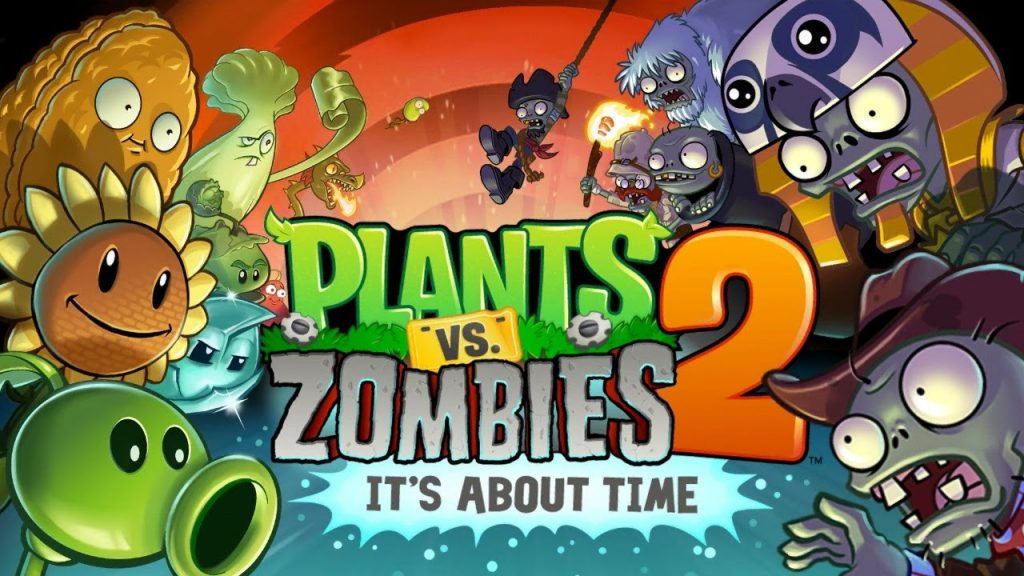 Plants vs. Zombies 2 - 9 Best Strategy Games for Android Audience