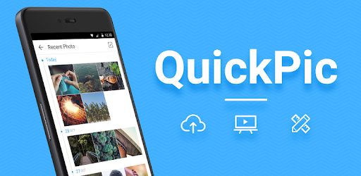 QuickPic - 8 Top Gallery Apps for Android Audience