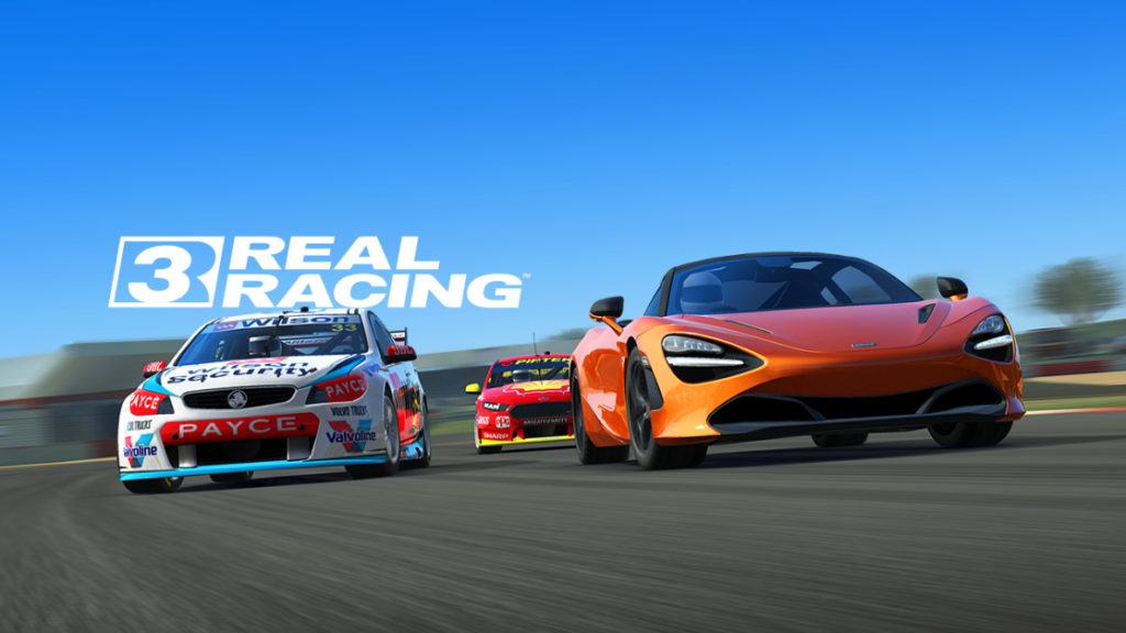Real Racing 3 - 5 Best Racing Games for Android Audience