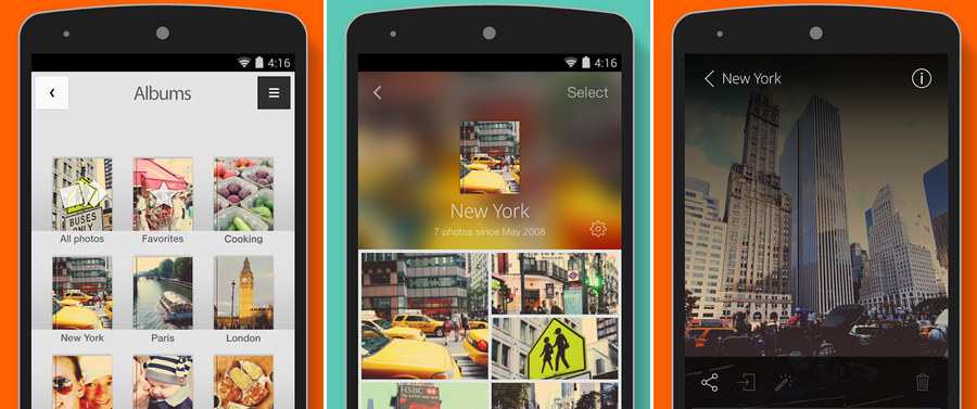 Simple Gallery - 8 Top Gallery Apps for Android Audience