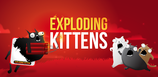 Exploding Kittens - Best Card Games for Android 10 Best Android Card Games Reviewed