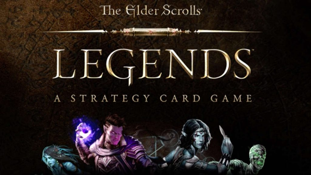 The Elder Scrolls Legends - 6 Best Android Card Games Reviewed cover