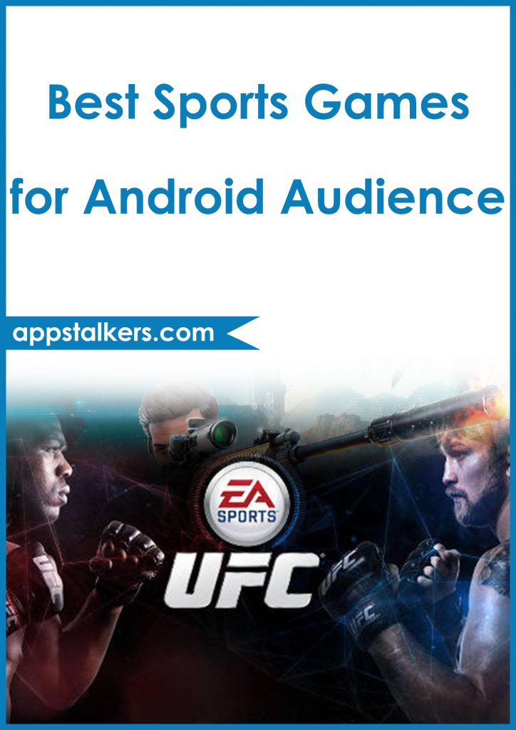 Best Sports Games for Android Audience Pinterest