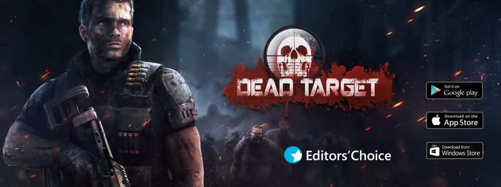 Dead Target - 6 Best Shooting Games for Android Audience