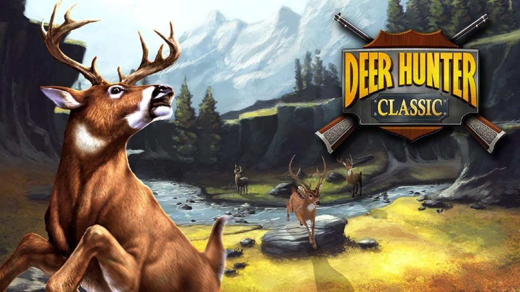 Deer Hunter Classic - 6 Best Shooting Games for Android Audience