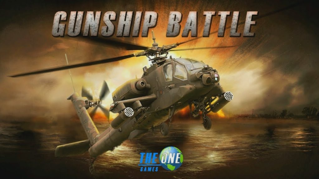 GUNSHIP BATTLE Helicopter 3D - Best Android 3D Games 30 Best 3D Games Reviewed