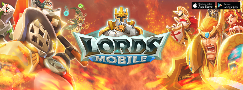 Lords Mobile - 5 Best Games like Clash of Clans