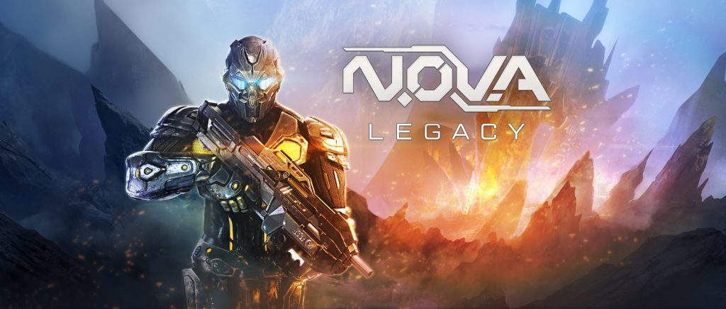 NOVA Legacy - 5 Best Android 3D Games