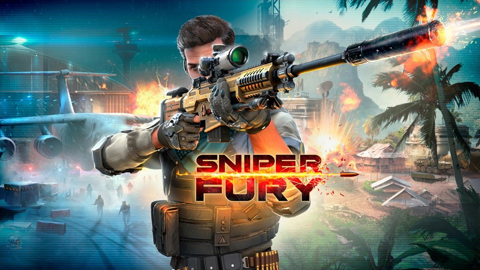 Sniper Fury - 6 Best Shooting Games for Android Audience
