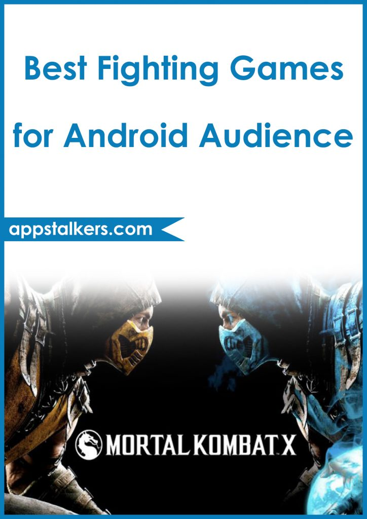 8 Best Fighting Games for Android Audience Pinterest