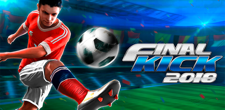 Final Kick 2018 - 10 Best Soccer Games for Android Audience That You Must Try