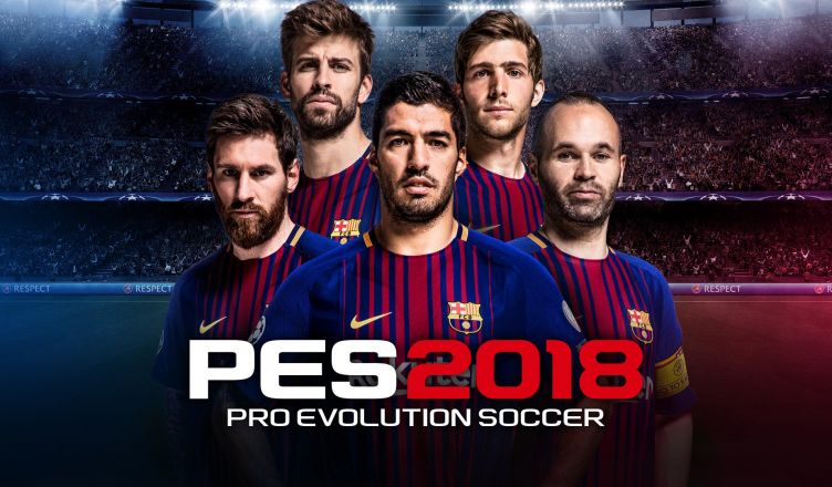 PES 2018 Pro Evolution Soccer - 10 Best Soccer Games for Android Audience That You Must Try