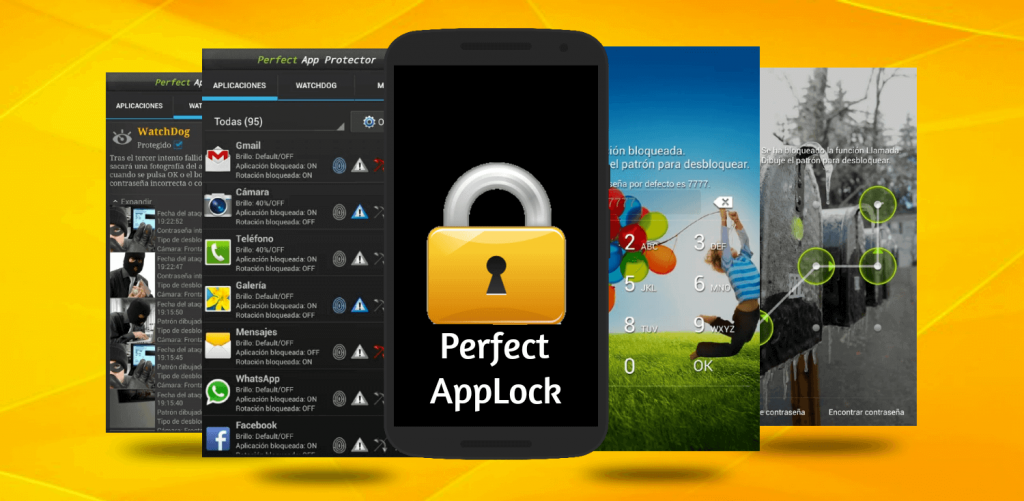Perfect AppLock - Best Applock for Android Top 10 Apps Reviewed