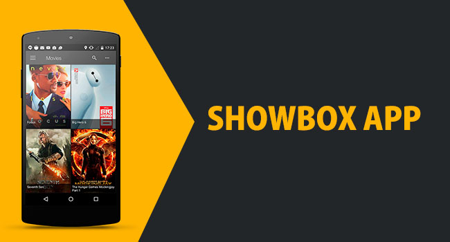Showbox - Best Movie Apps for Android Audience Worth Trying