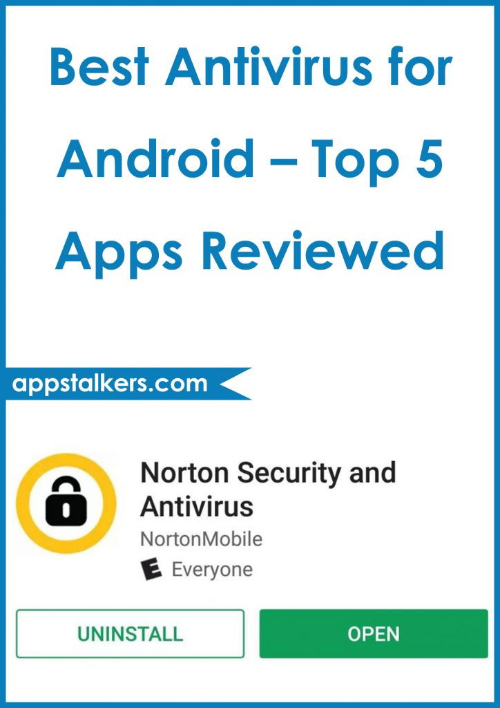 Best Antivirus for Android – Top 5 Apps Reviewed Pinterest