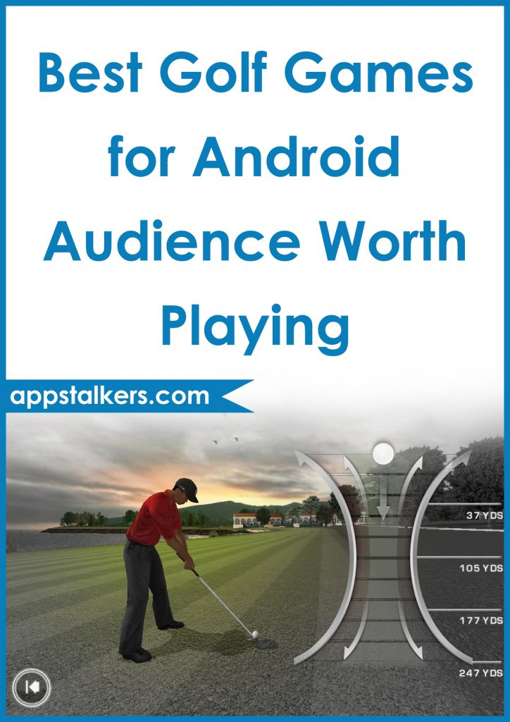Best Golf Games for Android Audience Worth Playing Pinterest