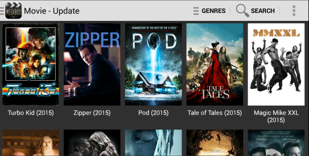 Megabox HD - Best and Free Movie Apps For Android and iPhone