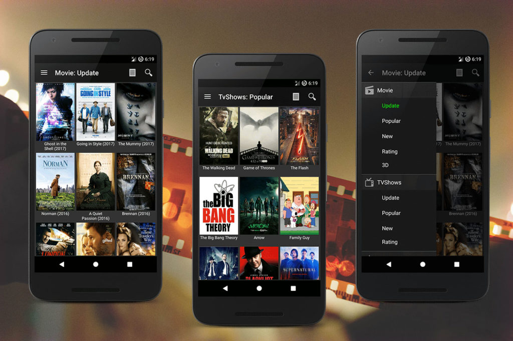 MovieHD App - Best and Free Movie Apps For Android and iPhone