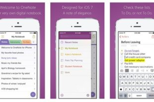 OneNote - Best Note Taking App 5 Best Apps for Taking Notes on Your Phone