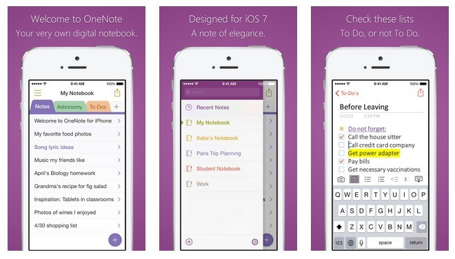 OneNote - Top Note Taking App 5 Top Apps for Taking Notes on Your Phone