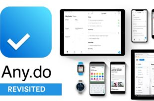 Any do - Best Planner App for iPhone and Android