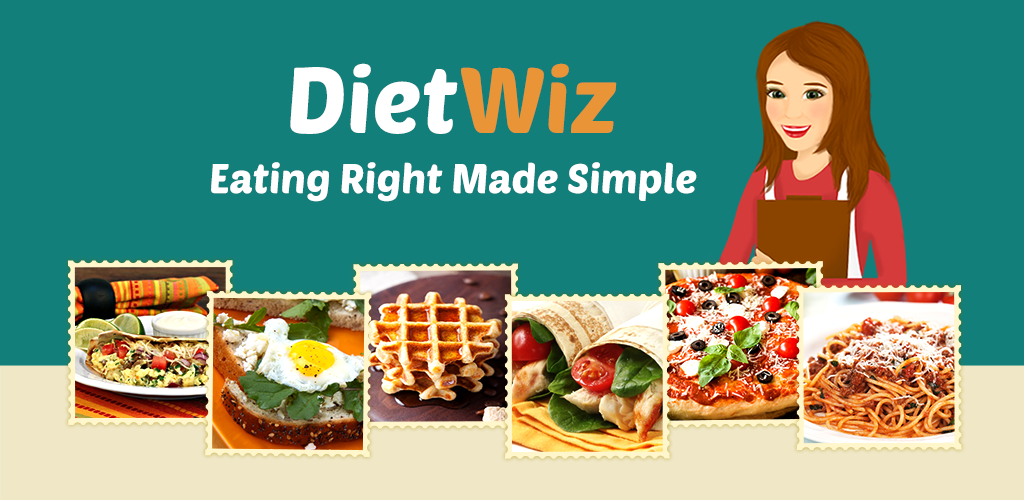 DietWiz - Best Meal Planning Apps for Android and iPhone Devices