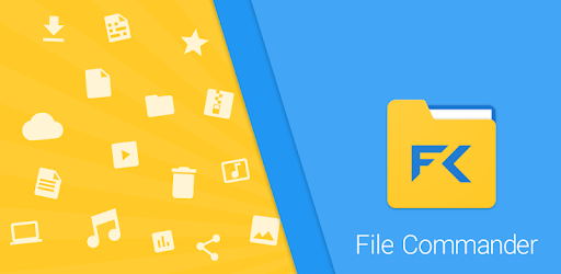 File Commander - Best Recycle Bin Apps for Android Phones