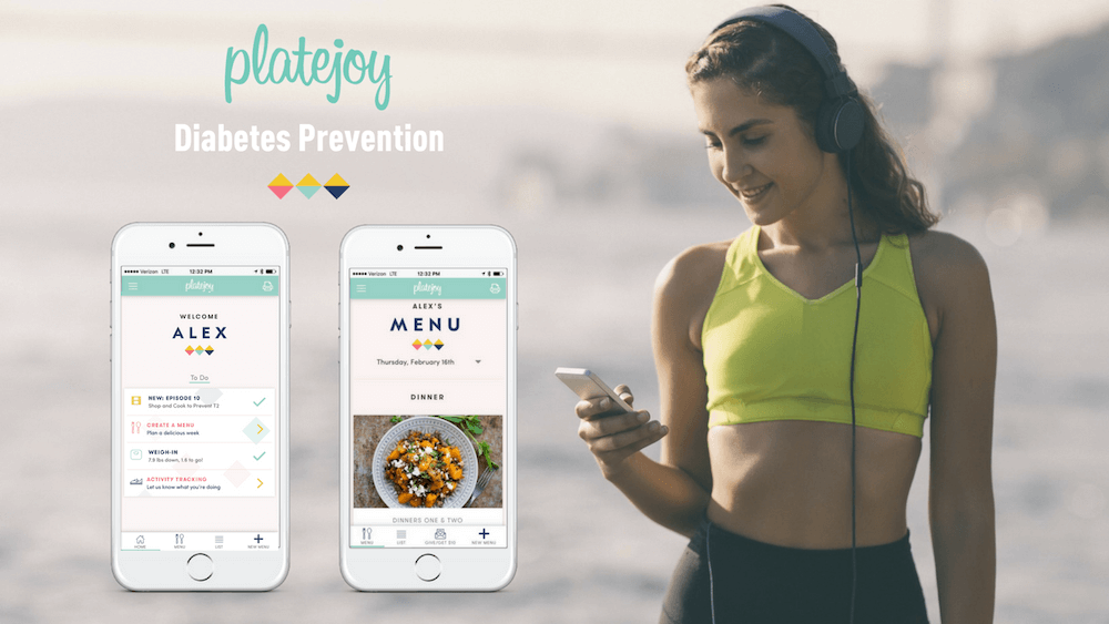 PlateJoy - Best Meal Planning Apps for Android and iPhone Devices