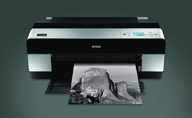Print speed and supported photo formats