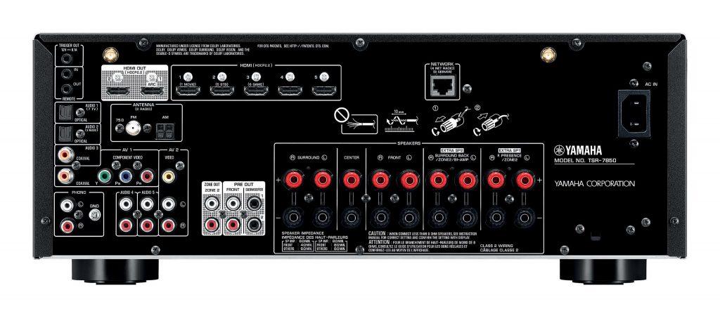 Yamaha TSR-7850 Review