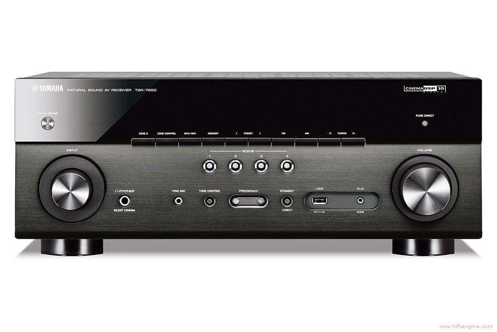 Yamaha TSR-7850 Review Buying Guide