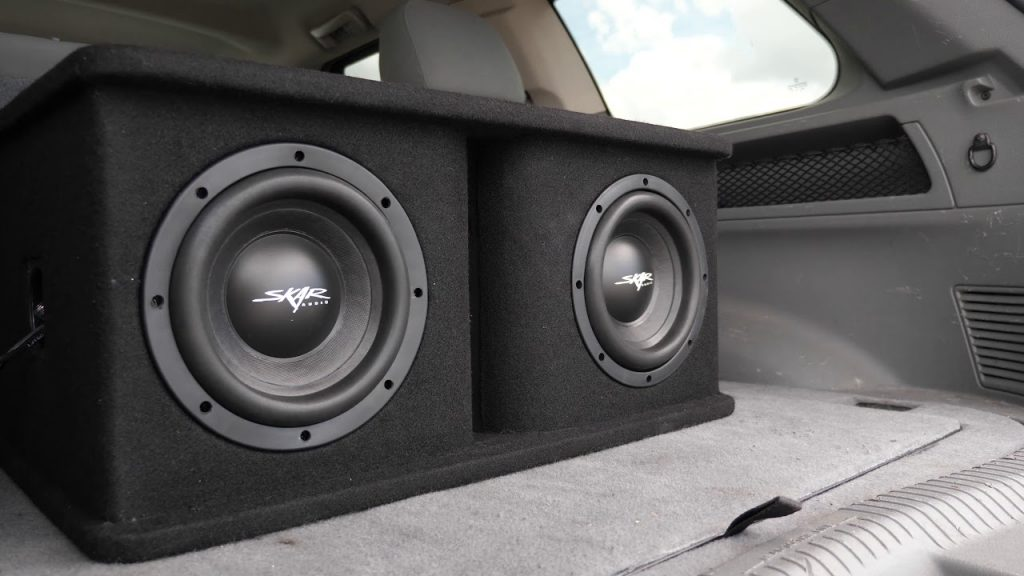 Best 8-inch Subwoofers Review