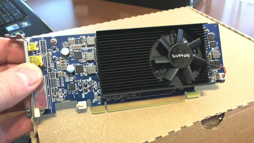 Form Factor- Best Low Profile Graphics Card Review