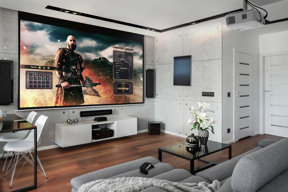 Gaming Projector Lamp Lifetime