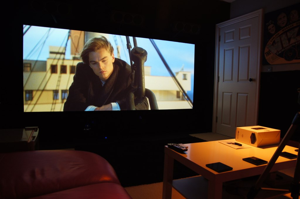 What would be the best projector for home cinema
