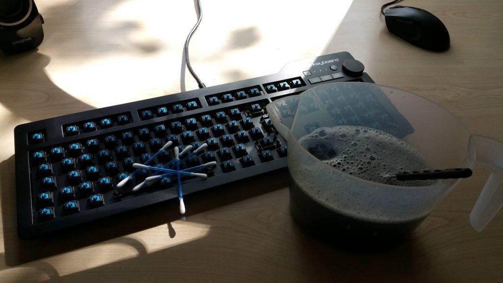 Basic Keyboard Cleaners