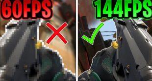 Increase FPS in Valorant