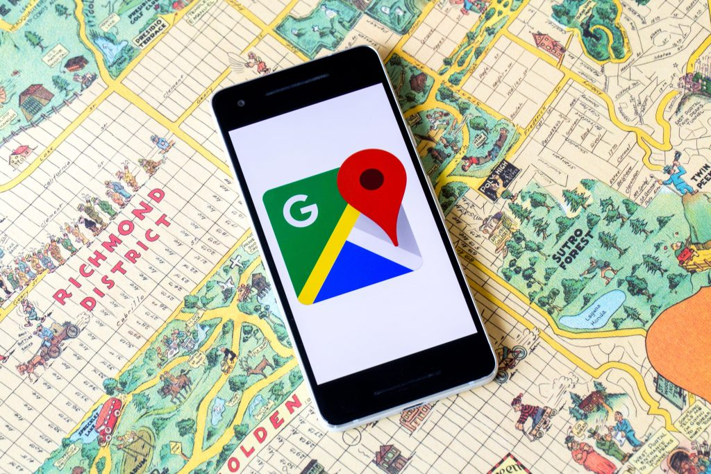 How to Change Home Address on Google Maps